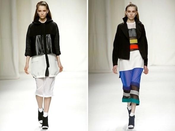 Изображение 13. Показы на Paris Fashion Week FW 2011: седьмой и восьмой дни.. Изображение № 10.