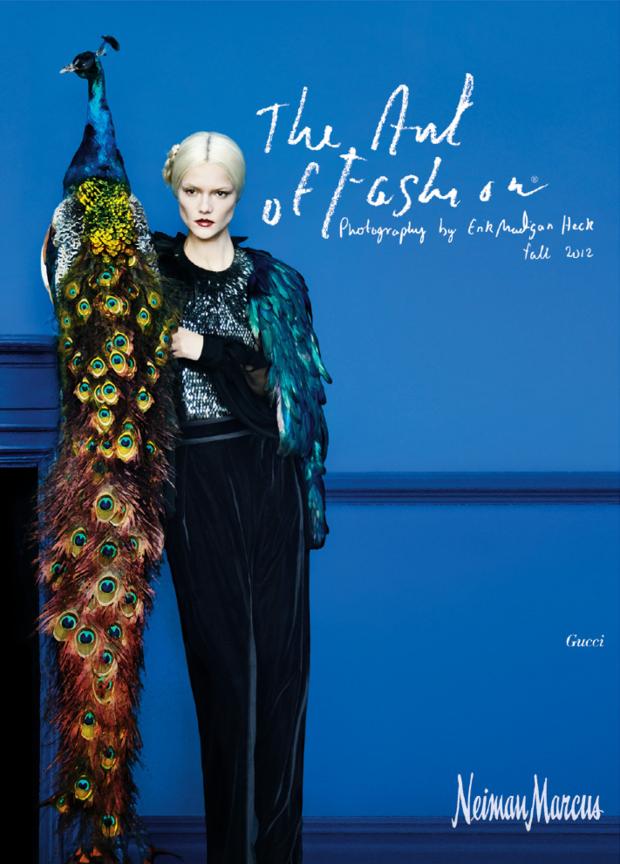 Новые кампании Gap, H&M, Missoni, Wrangler и Neiman Marcus. Изображение №49.