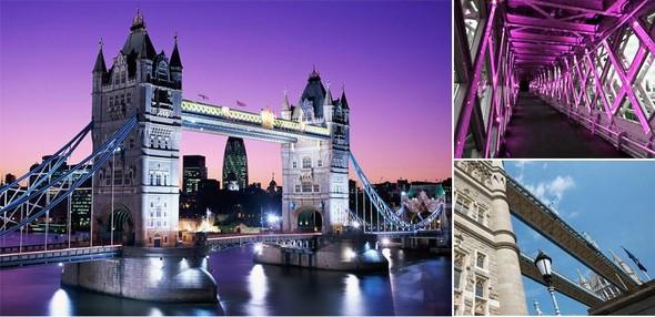 Осенний показ мод на Лондонском Тауэрском мосту. 19.10.2011. Изображение № 1.