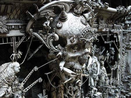 Мрачный сюрреализм Криса Кукси. Изображение № 14.