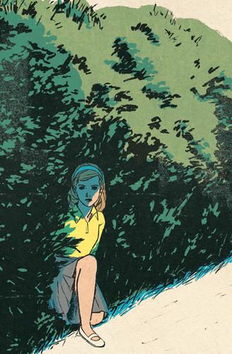 Изображение 3. Иллюстратор: Патрик Леджер.. Изображение № 2.