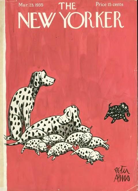 Обложки TheNew Yorker. Изображение № 11.
