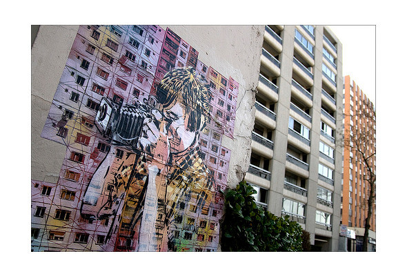 Изображение 47. Le стрит-арт.. Изображение № 72.