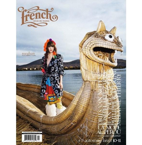 13 обложек нового номера French Revue de Modes. Изображение № 7.