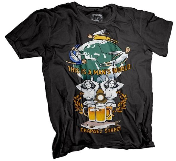 Коллекция футболок от Chapaev Street. Изображение № 2.