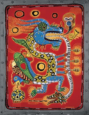 Визуальная мифология – Джоил Накамура. Изображение № 13.