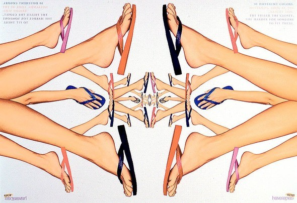 Havaianas: Wonderbra для ног. Изображение № 27.
