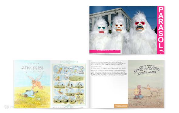 Лучшие журналы месяца наissuu. com. Изображение № 11.