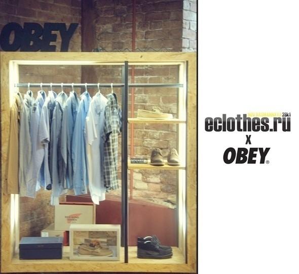 Изображение 33. Obey Весна/Лето 2011.. Изображение № 42.