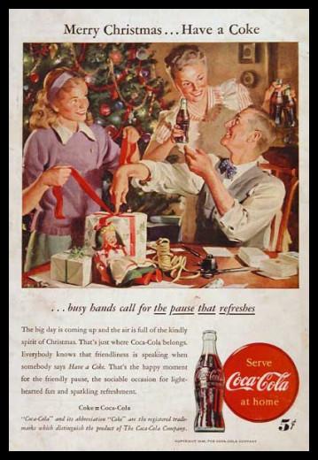 Изображение 31. Coca-cola – История бренда, история рекламы.. Изображение № 31.