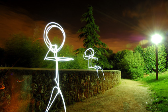 Light Painting by Christopher Hibbert. Изображение № 33.