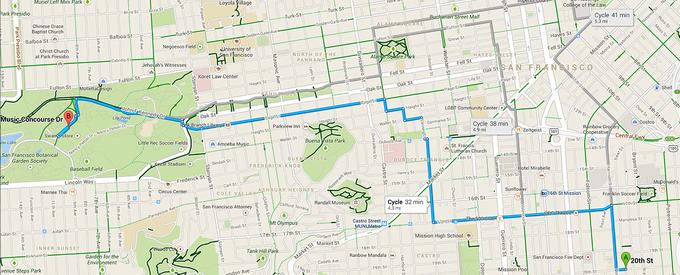 Компания Google представила масштабное обновление сервиса «Карты». Изображение № 4.