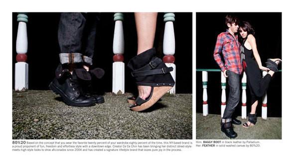 Изображение 24. Лукбуки обуви: Jeffrey Campbell, Modern Vintage и Solestruck.. Изображение № 40.