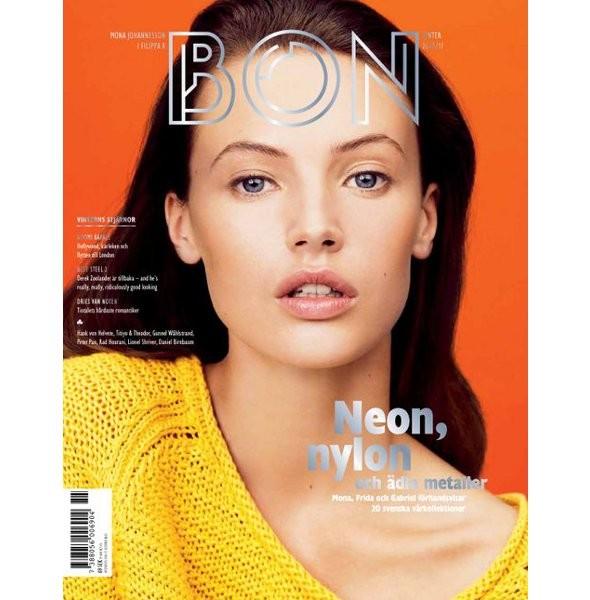 Новые обложки: Bon, Dazed & Confused и другие. Изображение № 1.