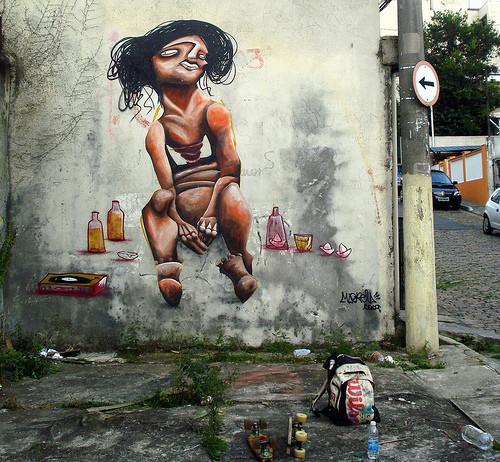 Изображение 1. Девушка с улиц Сан-Паулу.. Изображение № 3.
