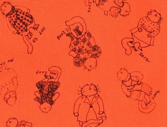 Грейс Коддингтон создала линию аксессуаров для Balenciaga. Изображение № 2.