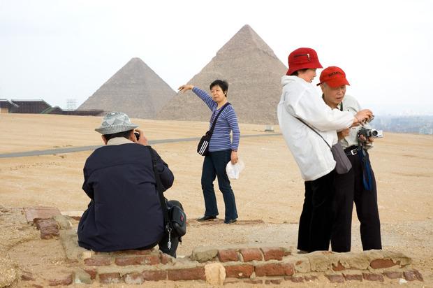 Японские туристы по всему миру. Изображение № 1.