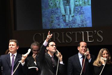Аукцион Christie's открыл первый офис в Москве. Изображение № 2.