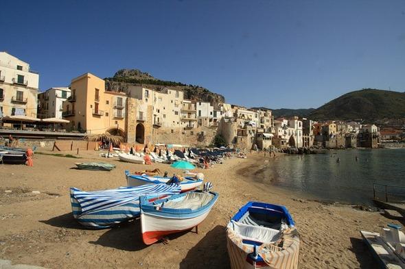 Путешествие по Сицилии. Изображение № 1.