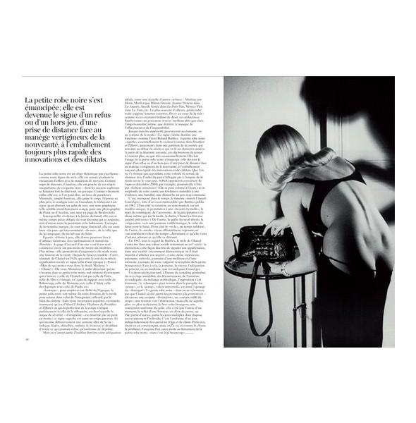 Юбилейный номер французского Vogue. Изображение № 3.