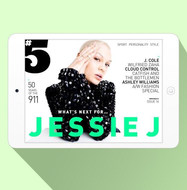 Что читать: 10 iPad-журналов на каникулы. Изображение № 2.