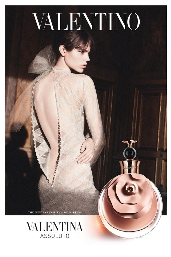 Бьюти-кампании: Balenciaga, Gucci и Valentino. Изображение № 3.