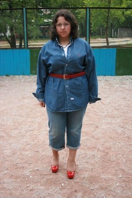 Модное лето: рубашки-oversize. Изображение № 1.