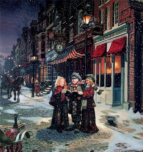 Рождественский дух. Изображение № 2.