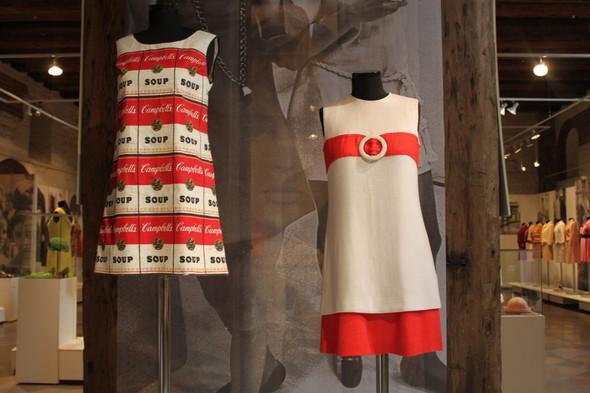 От мини до макси. Мода 60-тых годов 20 века. Изображение № 20.
