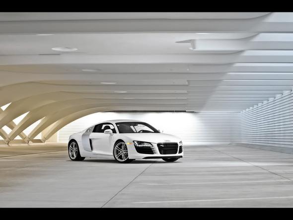 Audi R8 5. 2 FSIquattro. Изображение № 6.