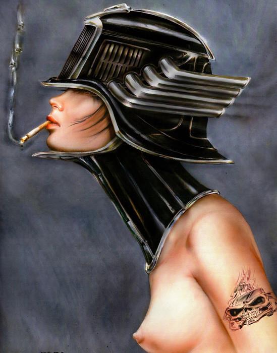 Brian M. Viveros - Американский художник. Изображение № 5.