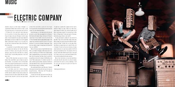 Лучшие журналы месяца на Issuu.com. Изображение № 45.