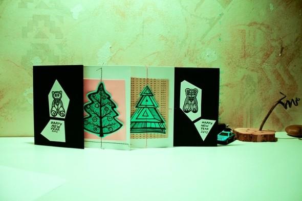 Миша и открытки - Gabriel Saray. Изображение № 14.