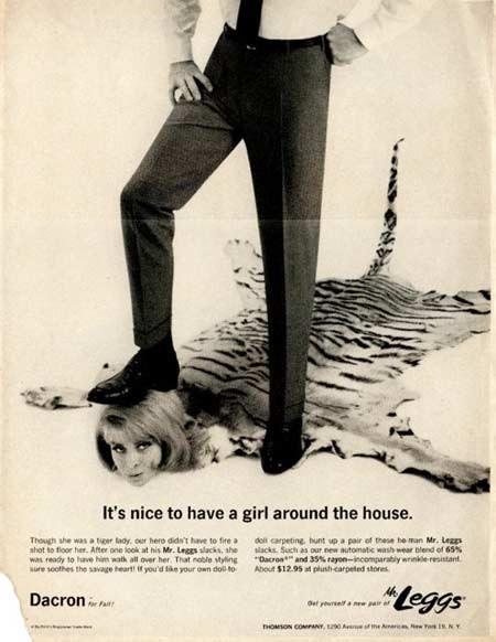 Creepy Retro Ads. Изображение № 23.