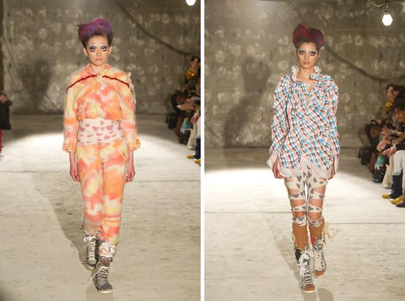 Japan Fashion Week AW 2010 - 2011. Изображение № 36.