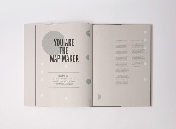 Believe in — You are the Map Maker. Изображение № 3.