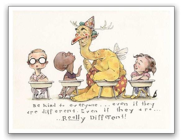 Watercolor humour. Изображение № 16.