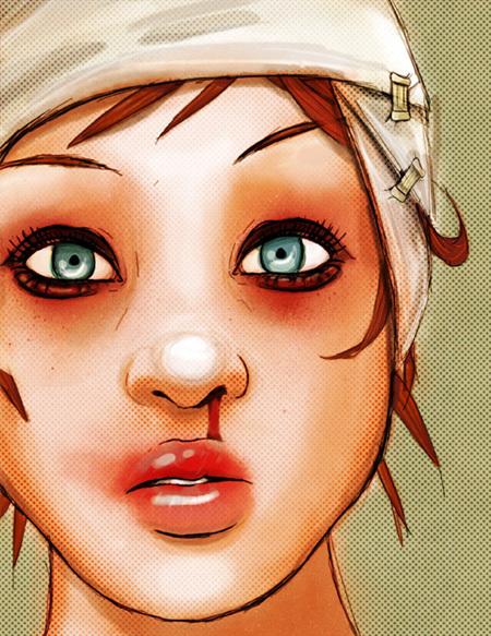 Иллюстрации Джейсона Левеска. Изображение № 33.
