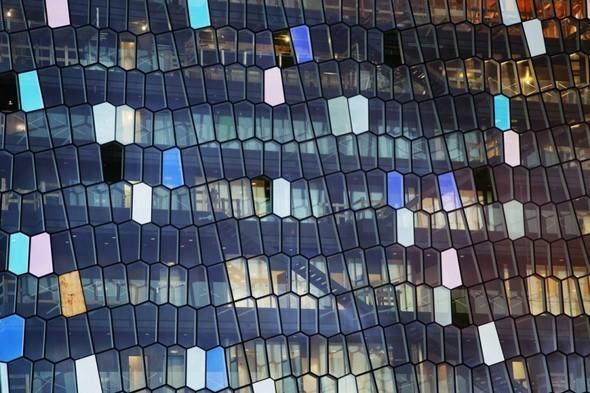Культурный центр из стекла в Рейкьявике. Изображение № 6.