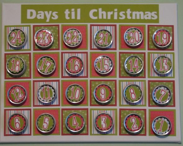 Рождественский календарь. Изображение № 28.