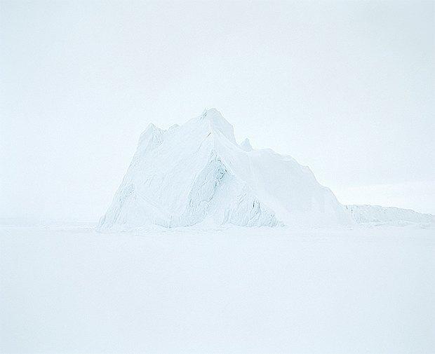 Молчаливые пейзажи Антарктиды . Изображение № 2.