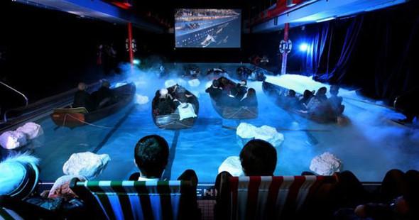 Реальный «Титаник 3D» в Лондоне. Изображение № 1.