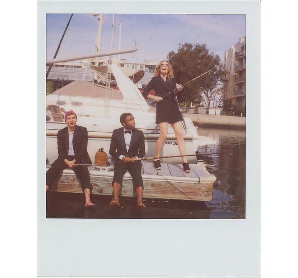 Лукбук: Скот Штепенберг любит Polaroid. Изображение № 6.
