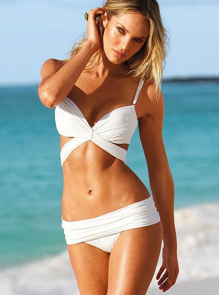 Изображение 1. Новые купальник от Victoria's Secret Лето 2011.. Изображение № 2.