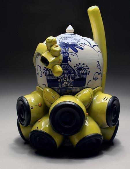 Изображение 7. Кибер-керамика Брендана Танга.. Изображение № 7.