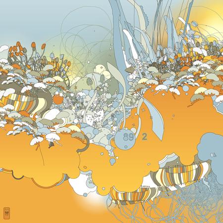 Градиентный тропизм Joshua Davis. Изображение № 6.