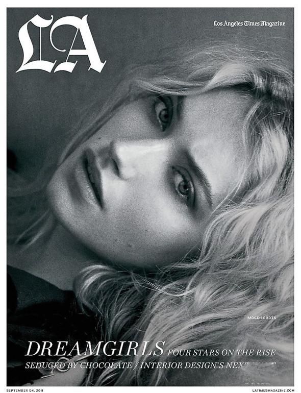 Обложки: Fantastic Man, LA Times и другие. Изображение № 8.