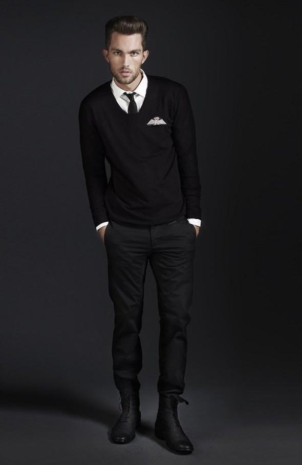 Zara Fall 2010. Menswear. Изображение № 8.