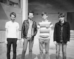 Победители «10 музыкантов» выступают на «Стереолете». Изображение №4.
