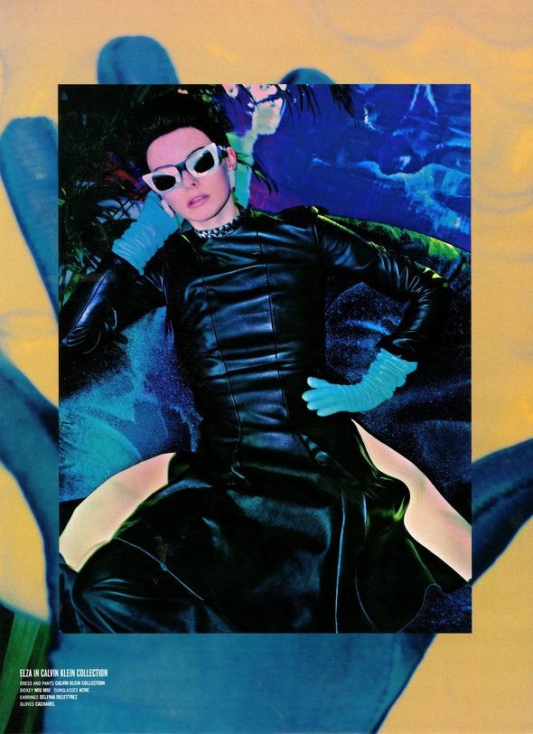 Стоп-кадр: Новые съемки Love, Russh, Vogue и V. Изображение № 82.